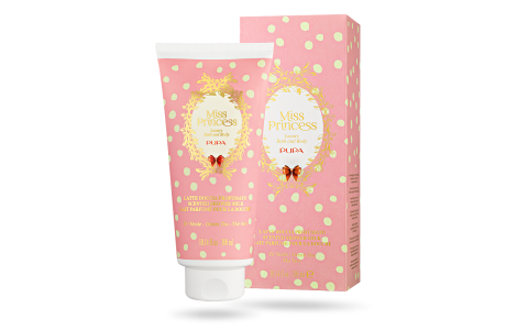 Miss Princess Scented Shower Milk