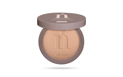 Natural Side Bronzing Powder - PUPA Milano