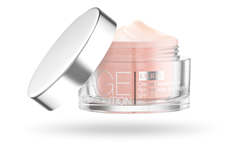 Age Revolution Firming Plumping Anti-Wrinkle Cream SPF 15 - Face and Neck - PUPA Milano