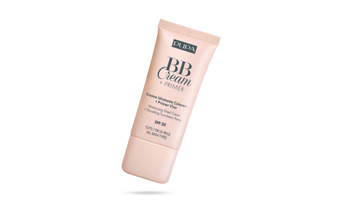BB Cream + Primer All Skin Types - PUPA Milano