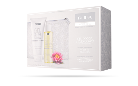 Shower Gel and Body Oil Soothing Moisturizing - PUPA Milano