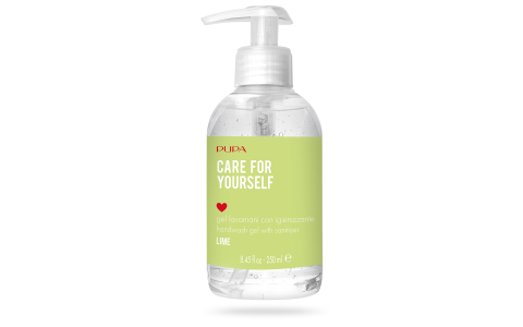 Pupa Care For Yourself Handwash Gel with Sanitizer 250 ml - PUPA Milano