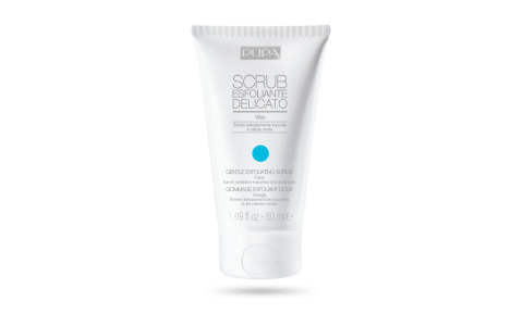 Gentle Exfoliating Scrub 50 ml - PUPA Milano