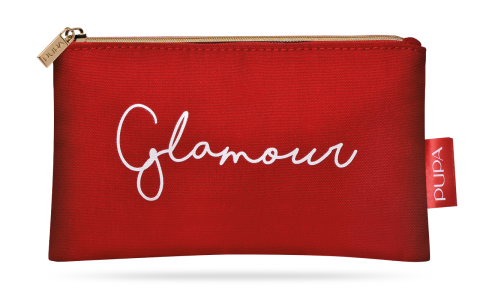 Pochette Red Glamour - PUPA Milano