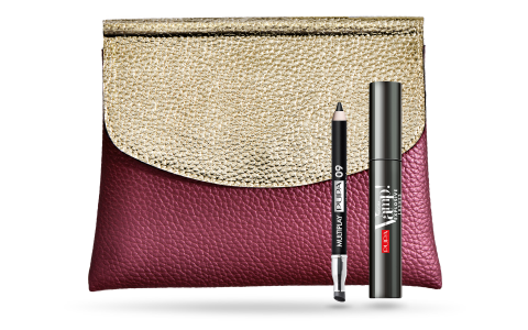 Vamp! Explosive Lashes + Multiplay - PUPA Milano
