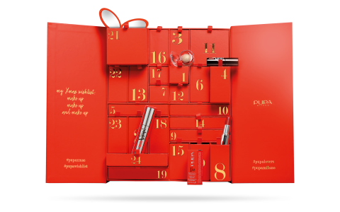 Beauty Advent Calendar - PUPA Milano