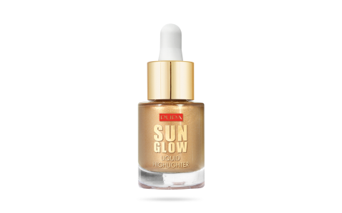 Sun Glow Liquid Highlighter - PUPA Milano