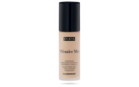 Wonder Me Fluid Foundation - PUPA Milano