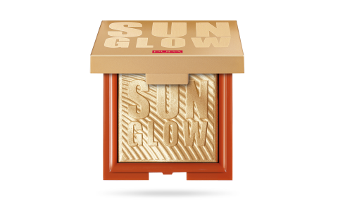 Sun Glow Compact Highlighter - PUPA Milano