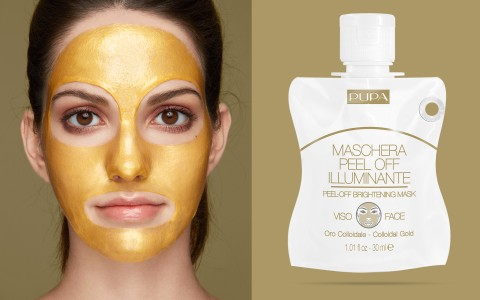 Peel-Off Brightening Mask - PUPA Milano