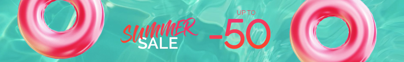Summer Sales 50%