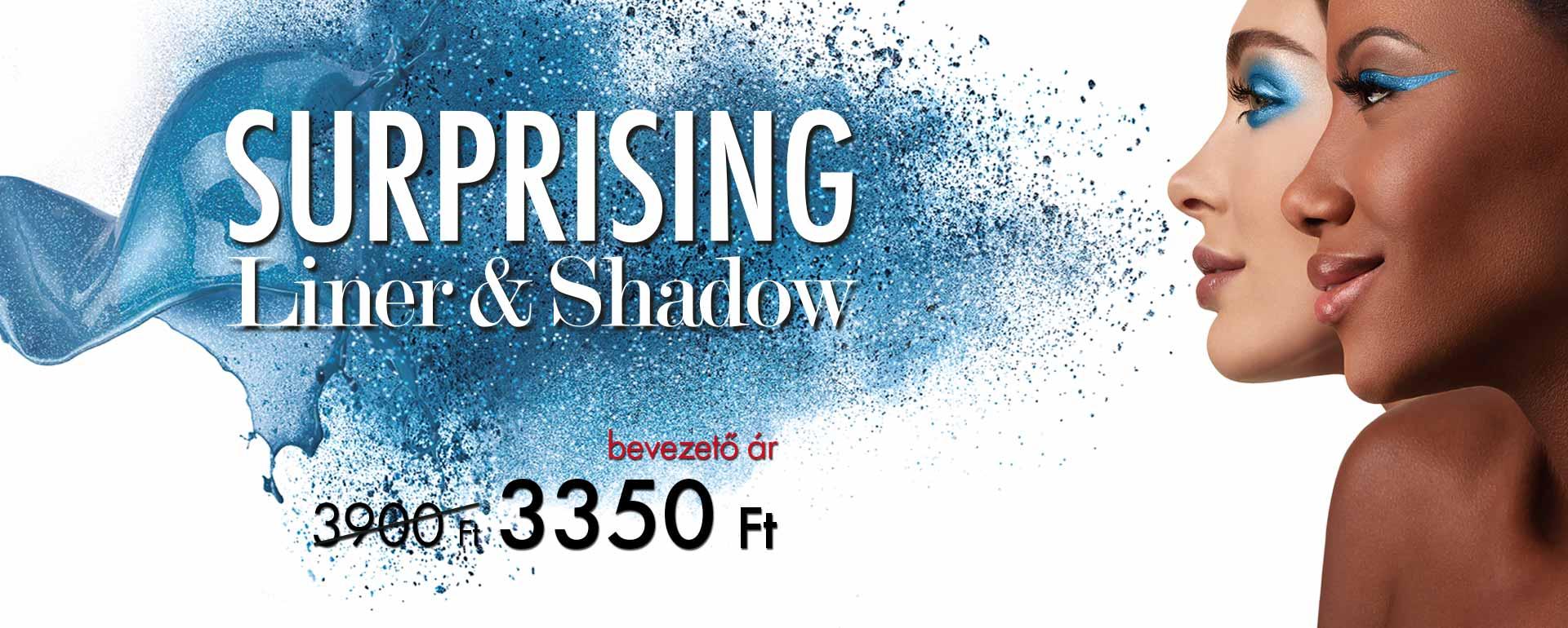 Surprising Liner & Shadow