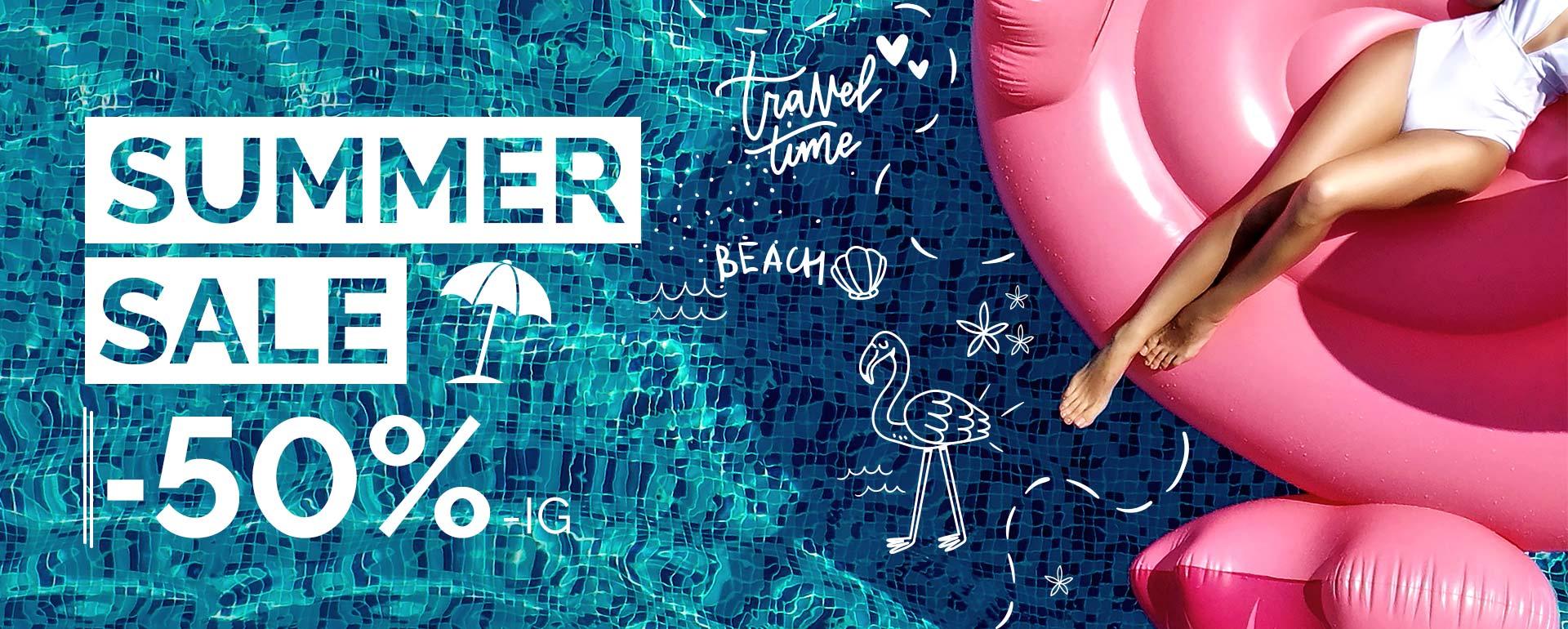 Summer Sale - PUPA Milano