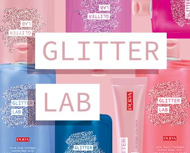 Glitter Lab - PUPA Milano