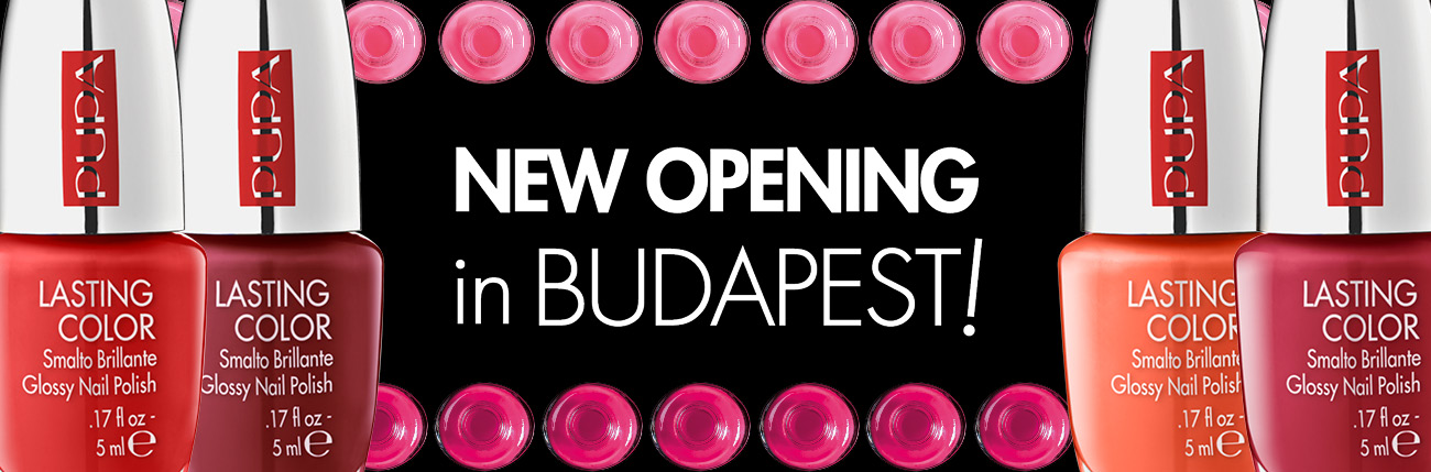 New Opening in Budapest