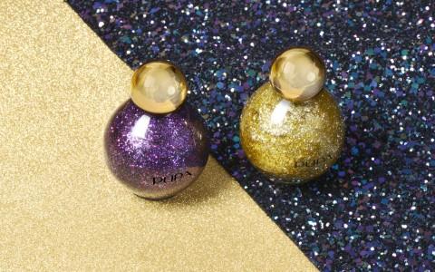 LIGHT UP THE NIGHT Glitter Nail Polish