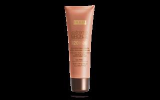 Extreme Bronze Moisturizing Tanning Foundation SPF 20 - Water Resistant