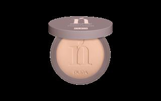 Natural Side Compact Powder - PUPA Milano